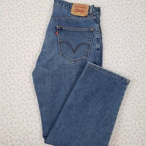 Levis 550 Relaxed Fit Men's Jeans W33 L30
